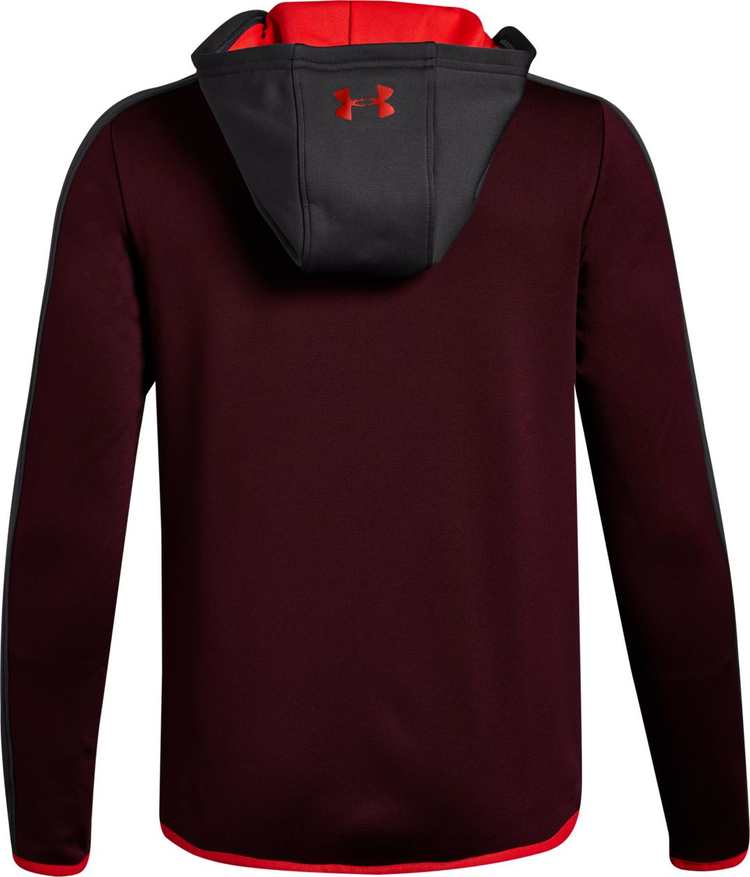 7ecb4ec9d Under Armour Boys' Armour Fleece Full Zip Hoodie | DICK'S Sporting Goods