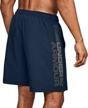 Under Armour Men's Woven Wordmark Graphic Shorts (Regular and Big & Tall) product image