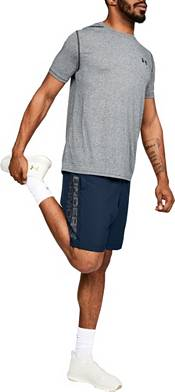 Under Armour Men's Woven Wordmark Graphic Shorts product image