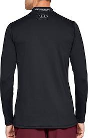 Under Armour Men's ColdGear Armour Mock Neck Long Sleeve Shirt (Regular and Big & Tall) product image