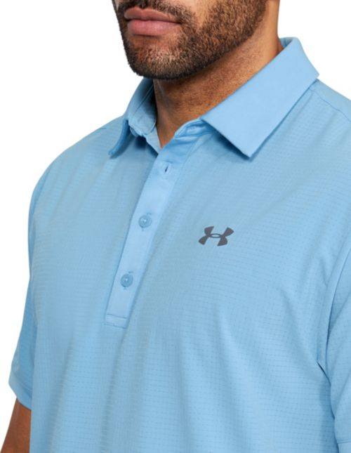 d1fd1dfcf Under Armour Men's Playoff Vented Golf Polo. noImageFound. Previous. 1. 2. 3
