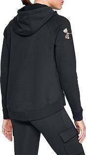 Under Armour Women's Favorite Fleece Camo Logo Hoodie product image