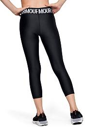 Under Armour Girl's Heatgear Armour Ankle Crop Leggings product image