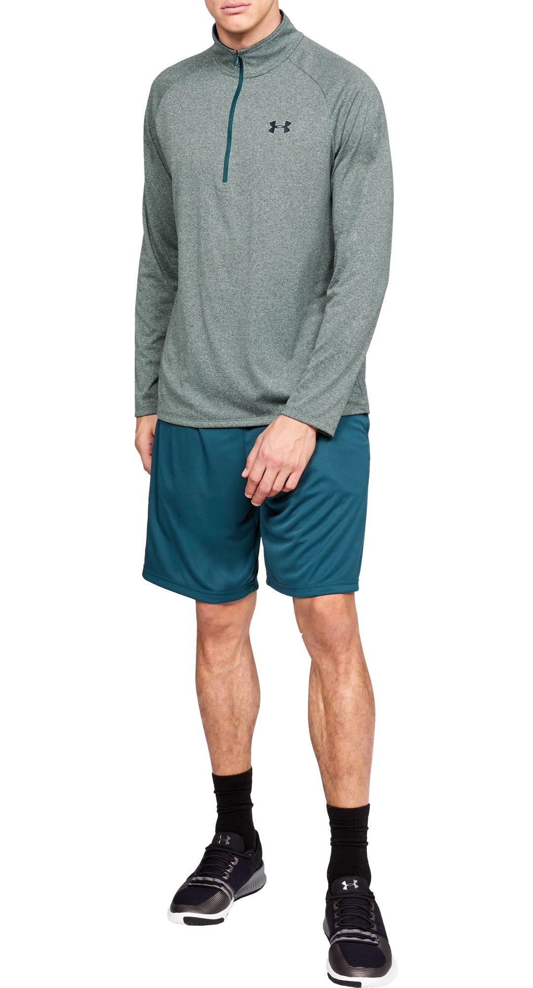 545f6ee33a Under Armour Men's Tech ½ Zip Long Sleeve Shirt
