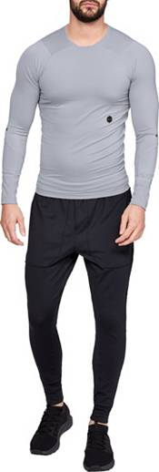 Under Armour Men's RUSH Compression Long Sleeve Shirt (Regular and Big & Tall) product image