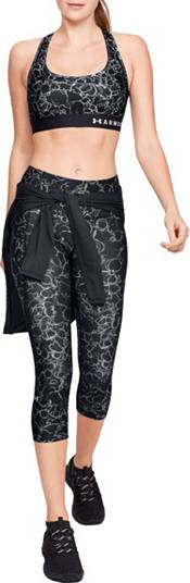 Under Armour Women's HeatGear Armour Capri Print Leggings product image
