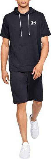 Under Armour Men's Terry Short Sleeve Hoodie product image