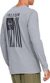 Under Armour Men's Freedom Flag Long Sleeve Shirt product image