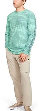 Under Armour Men's Shore Break Camo Fishing Long Sleeve Shirt (Regular and Big & Tall) product image