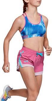 Under Armour Girl's Heatgear Armour Novelty Sports Bra product image