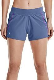 Under Armour Women's Qualifier Speedpocket Running Shorts product image