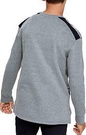 Under Armour Boy's Sportstyle Fleece Crewneck Sweatshirt product image