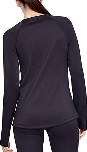 Under Armour Women's ColdGear Armour Graphic Long Sleeve Shirt product image