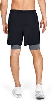Under Armour Men's Qualifier 2-in-1 5'' Shorts product image