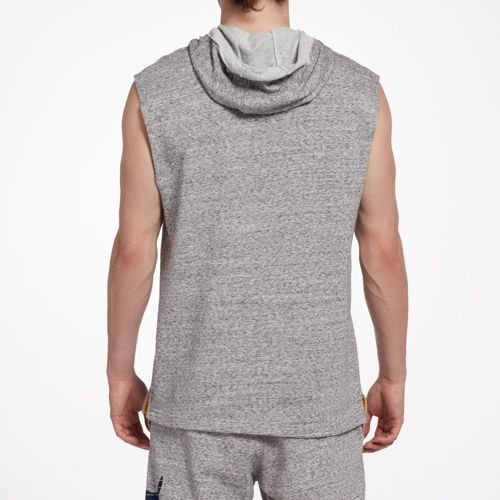 ae4956fb8ff8b8 Under Armour Men s Project Rock French Terry Sleeveless Hoodie ...
