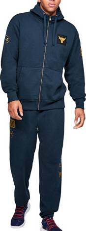 Under Armour Men's Project Rock Veteran's Day Full-Zip Hoodie (Regular and Big & Tall) product image