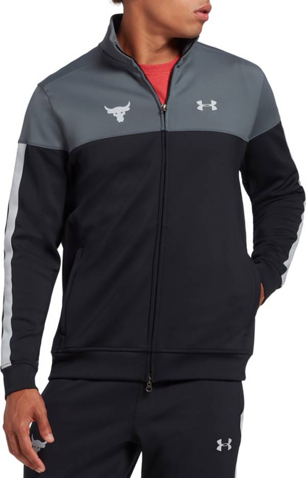 Under Armour Men's Project Rock Track Jacket product image
