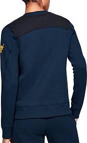 Under Armour Women's Project Rock Veteran's Day Graphic Fleece Crewneck Sweatshirt product image