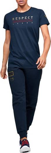 Under Armour Women's Project Rock Veteran's Day Graphic T-Shirt product image