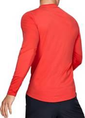 Under Armour Men's RUSH ColdGear Mock Neck Long Sleeve Shirt (Regular and Big & Tall) product image