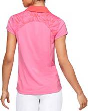 Under Armour Women's Zinger Blocked Golf Polo product image