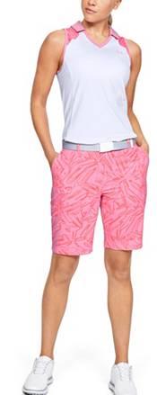 Under Armour Women's Zinger Blocked Sleeveless Polo product image