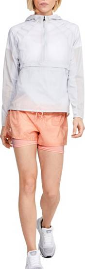 Under Armour Women's Run SpeedPocket 2-in-1 Weightless Shorts product image