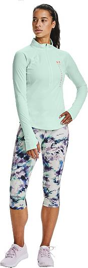 Under Armour Women's Fly Fast Printed Speed Running Capris product image
