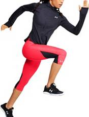 Under Armour Women's Fly Fast Printed Speed Capris Running Leggings product image