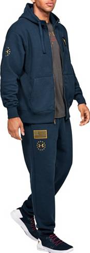 Under Armour Men's Project Rock Veteran's Day Warmup Pants (Regular and Big & Tall) product image