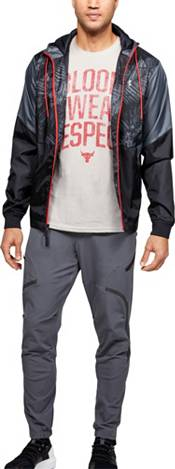 Under Armour Men's Project Rock Blood Sweat Respect Graphic T-Shirt product image