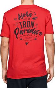 Under Armour Men's Project Rock Welcome To Iron Paradise Graphic T-Shirt product image