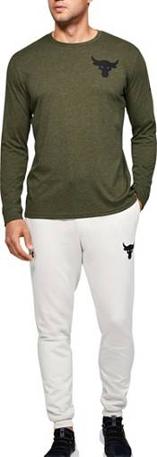 Under Armour Men's Project Rock Hardest Worker Graphic Long Sleeve Shirt product image