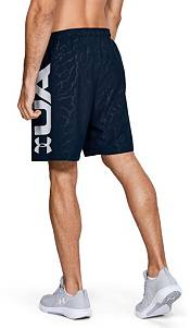 Under Armour Men's Woven Graphic Emboss Shorts (Regular and Big & Tall) product image