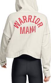 Under Armour Women's Project Rock Terry Fleece ½ Zip Hoodie product image