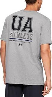 Under Armour Men's Vertical Left Chest Logo Short Sleeve T-Shirt product image