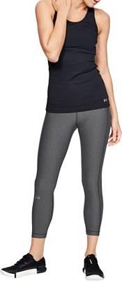 Under Armour Women's HeatGear Armour Hi-Rise Ankle Crop Leggings product image
