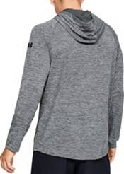 Under Armour Men's Project Rock Tech Hooded Long Sleeve Shirt 2.0 (Regular and Big & Tall) product image