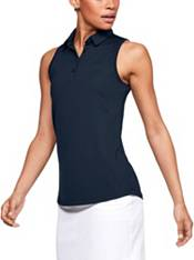 Under Armour Women's Zinger Sleeveless Golf Polo product image