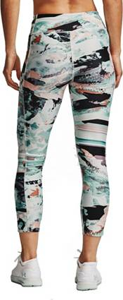 Under Armour Women's HeatGear Armour Printed Crop Pants product image