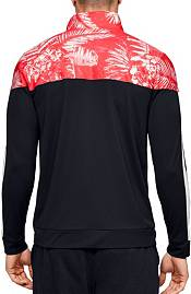 Under Armour Men's Project Rock Aloha Camo Track Jacket product image