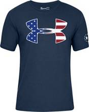 Under Armour Men's Freedom Big Logo Flag Fill T-Shirt product image