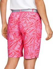 Under Armour Women's Links Printed Golf Shorts product image
