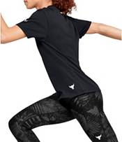 Under Armour Women's Project Rock Focus Graphic T-Shirt product image
