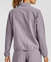 Under Armour Women's Woven ¼ Zip Crew Pullover product image