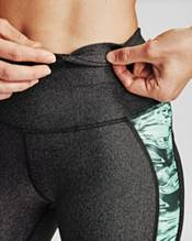 Under Armour Women's HeatGear Armour Printed Cropped Leggings product image