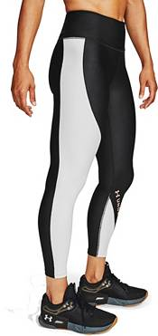 Under Armour Women's HeatGear Armour Wordmark Cropped Leggings product image