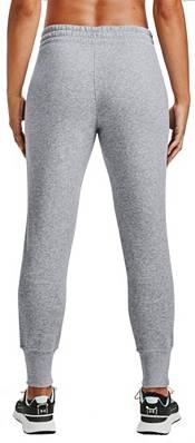 Under Armour Women's Rival Fleece Metallic Jogger Pants product image