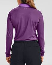 Under Armour Women's Zinger Long Sleeve Golf Polo product image