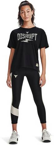Under Armour Women's Project Rock Disrupt T-Shirt product image